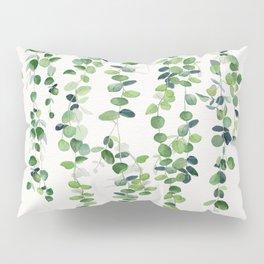 Eucalyptus Garland  Pillow Sham