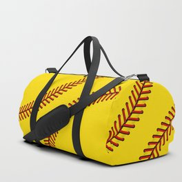 Fast Pitch Softball Duffle Bag
