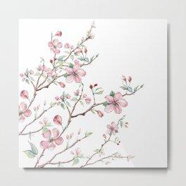 Apple Blossom 2 #society6 #buyart Metal Print