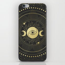 2020 Moon Calendar iPhone Skin