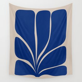 Seven Leaf Plant - 3/3 Wall Tapestry