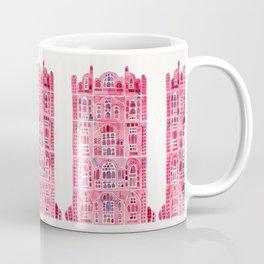 Hawa Mahal – Pink Palace of Jaipur, India Kaffeebecher