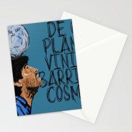 Maradona Stationery Cards