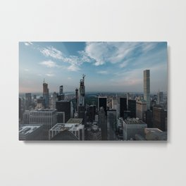 New York City 81 Metal Print