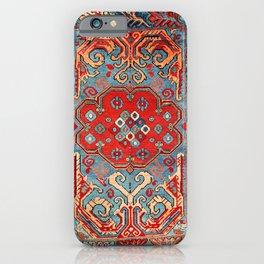 Zeikhur Kuba East Caucasus Rug Print iPhone Case