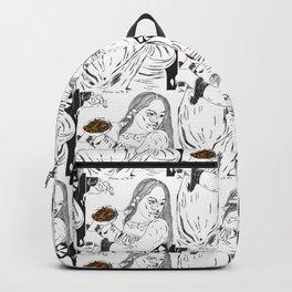 Vahine no te vi 2 Backpack