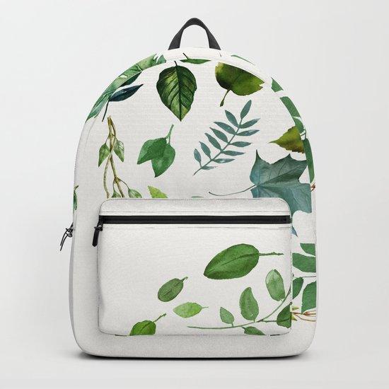 Circle of Leaves by nadja1
