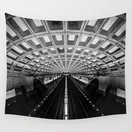 Metro DC Wall Tapestry