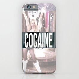 Cocaine iPhone Case