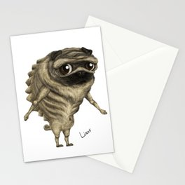 Linus, the Pug Stationery Cards
