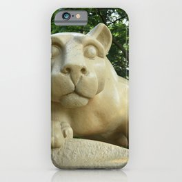 Nittany Lion iPhone Case
