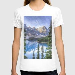 Moraine Lake #landscape #photography T-shirt