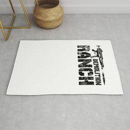 Demolition Ranch Rug