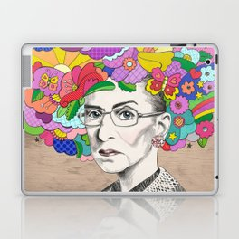 Notorious RBG Laptop & iPad Skin