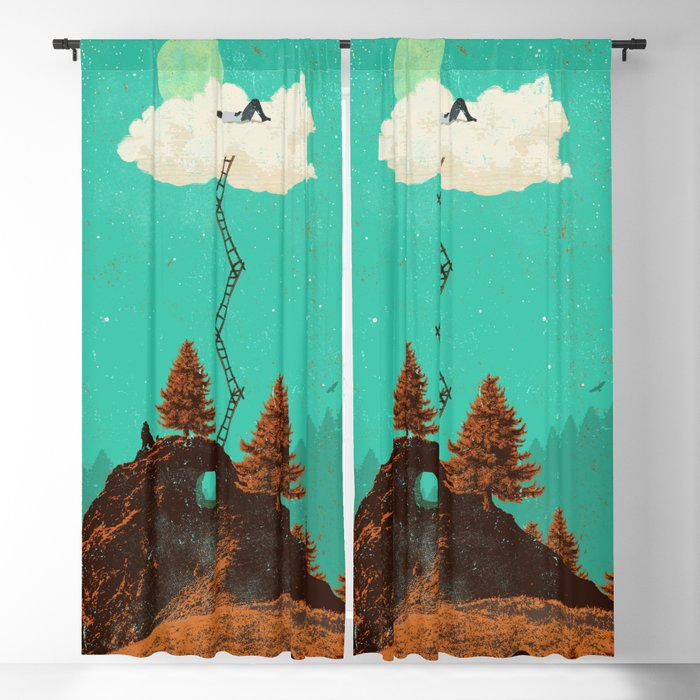 DREAMING Blackout Curtain
