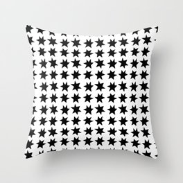 Magical stars Throw Pillow