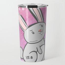 Assasin Bunny Travel Mug