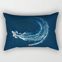 Summer Watersports  Rectangular Pillow