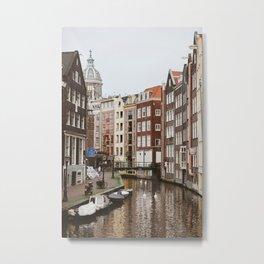 Amsterdam love II Metal Print
