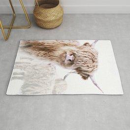 HIGHLAND CATTLE LULU Rug