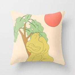 FAMILY ETERNA Throw Pillow