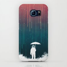 Meteoric rainfall Galaxy S8 Slim Case