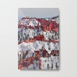 Bryce Canyon - Sunset Point III Metal Print