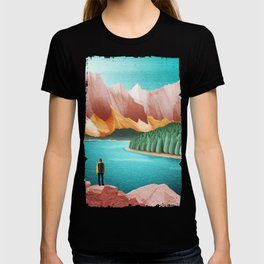 DREAM VACATION / Alberta, Canada T-shirt