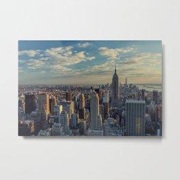 NYC 02 Metal Print