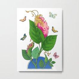 Dismorphia Rosa Metal Print