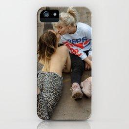 Wild Girls iPhone Case
