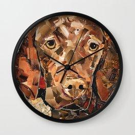Pippen Wall Clock