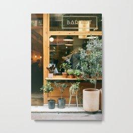 Tapas Bar in the Casa Gracia Neighborhood, Barcelona Metal Print