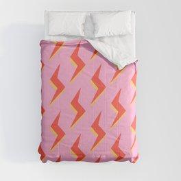 Lightning Pink  Comforters