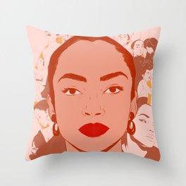 Capricorn - S Adu  Throw Pillow
