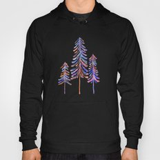 Pine Trees – 90s Color Palette Hoody