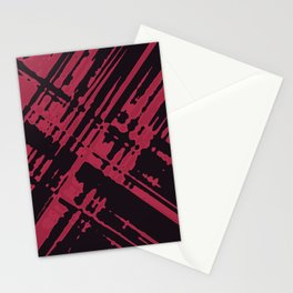 Anemoi (red) Stationery Cards