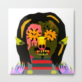 neurotest2 Metal Print