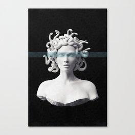 Medusa Canvas Print