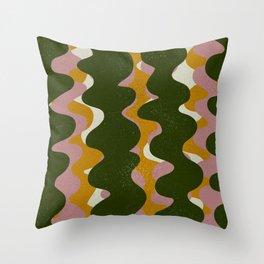 seaweeds Throw Pillow