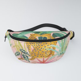 Cheetah Crush Fanny Pack