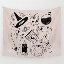 October Mood Wall Tapestry