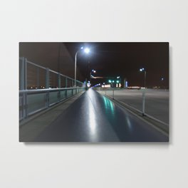 Sylvan Bridge Metal Print