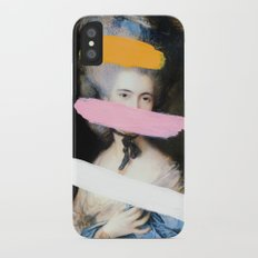 Brutalized Gainsborough 2 iPhone X Slim Case