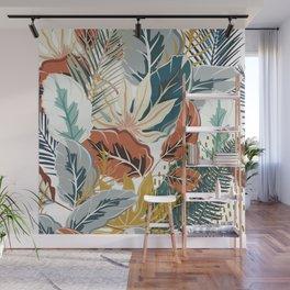 Tropical Wild Jungle Wall Mural