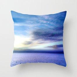 Sharm Sunrise 2 Throw Pillow