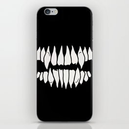 Fangs iPhone Skin