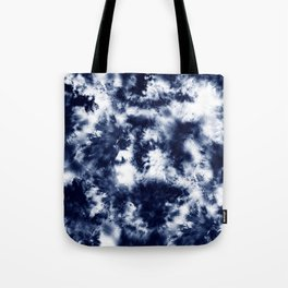 Tie Dye & Batik Tote Bag