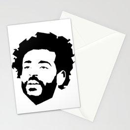 Mo Salah Face Stationery Cards