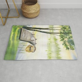 A Little Peace of Mind Rug